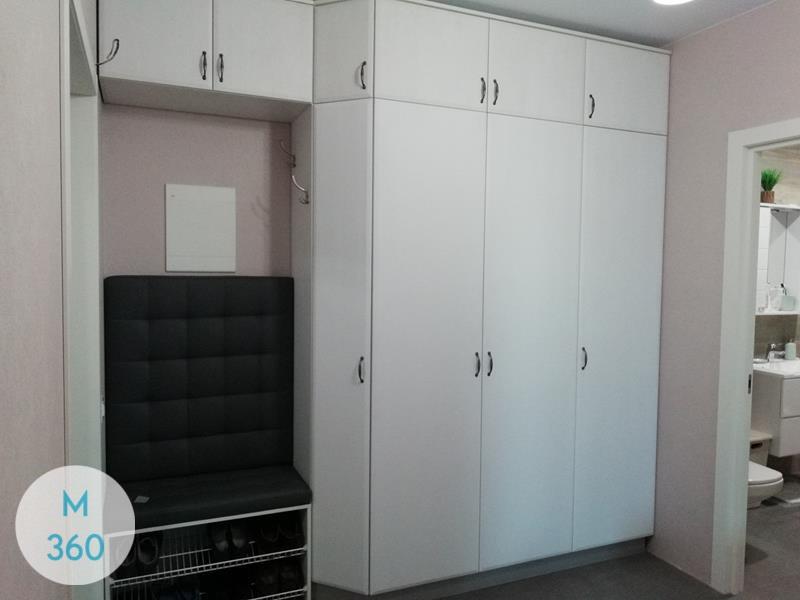 Встроенный шкаф с распашными дверями Воскресенск Арт 000064464