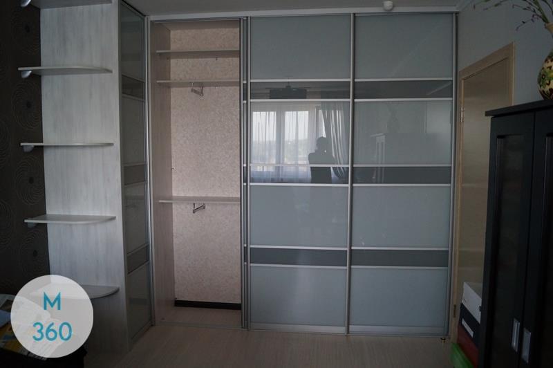 Высокий шкаф купе Бунзен Арт 000146656