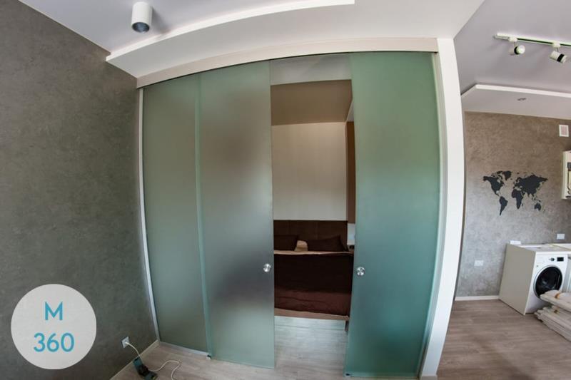 Дверь купе с матовым стеклом Реклингхаузен Арт 000185452