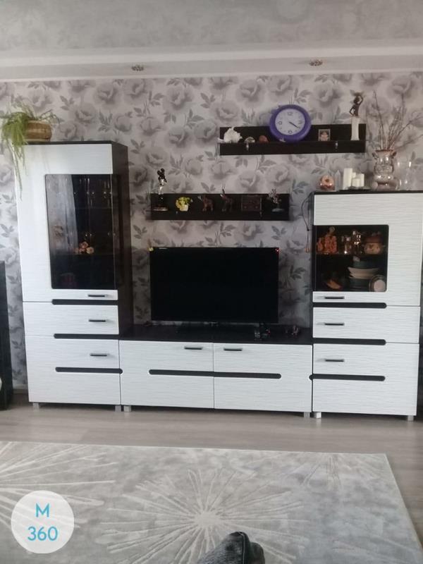 Встроенный шкаф с телевизором Барбиери Арт 000305232