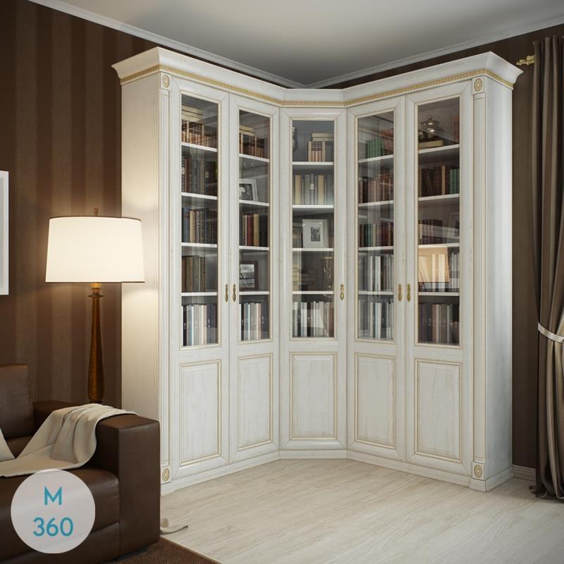 Г-образный шкаф Бисау Арт 000613350