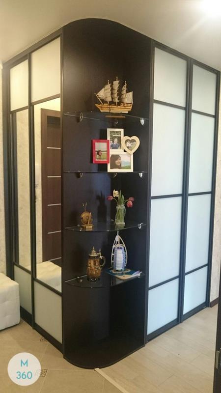 Г-образный шкаф Оушенсайд Арт 000675212