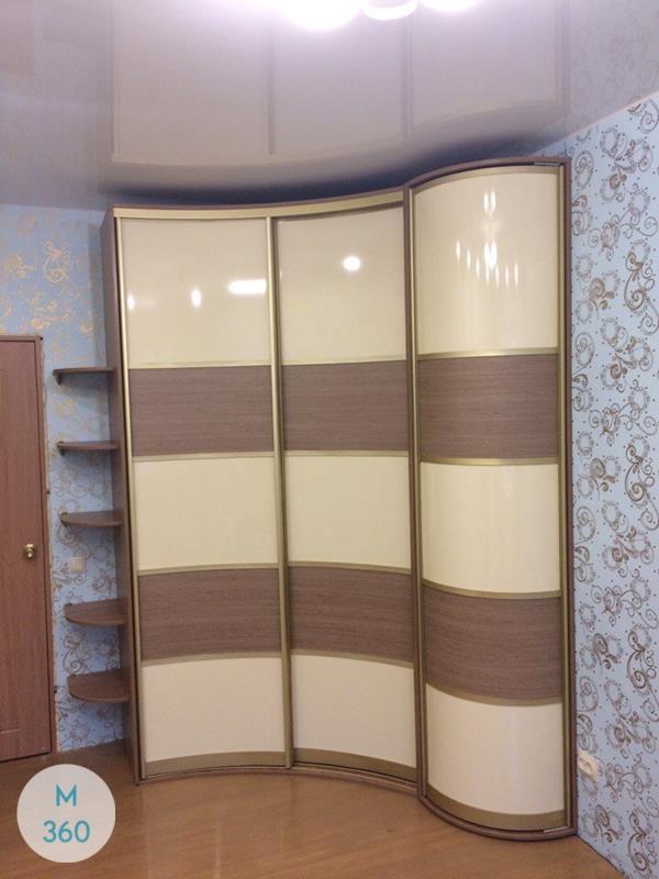 Шкаф-купе стеклянные двери Бугульма Арт 000909630