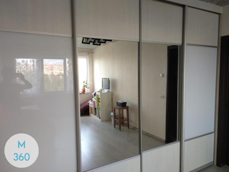 Серый гардеробный шкаф Дакар Арт 000947602