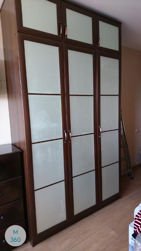 Узкий встроенный шкаф Парагвай Арт 000967730