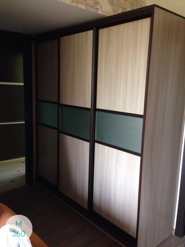Шкаф купе с матовым стеклом Фресно Арт 001026607