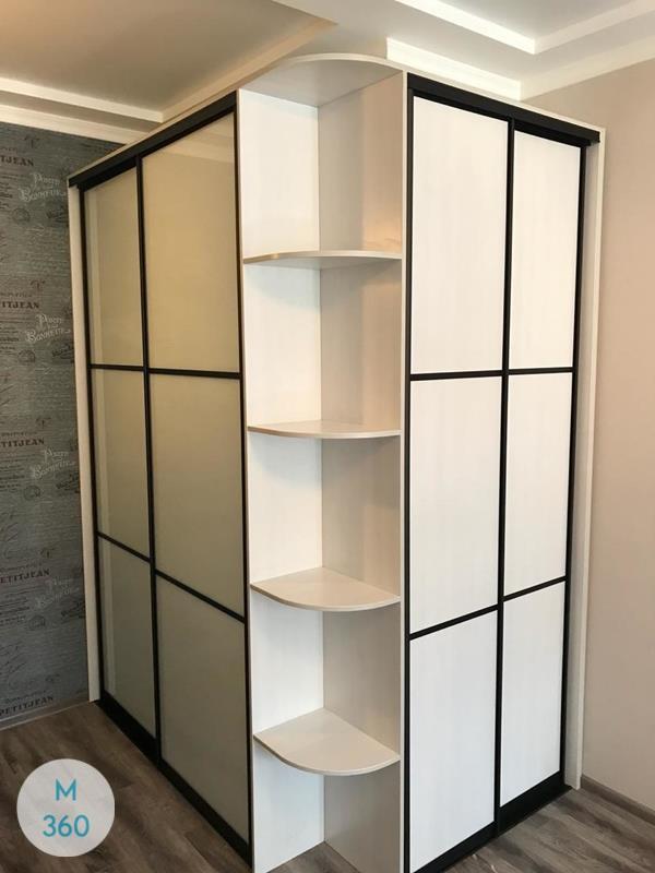 Г-образный шкаф Хилсборо Арт 001044772