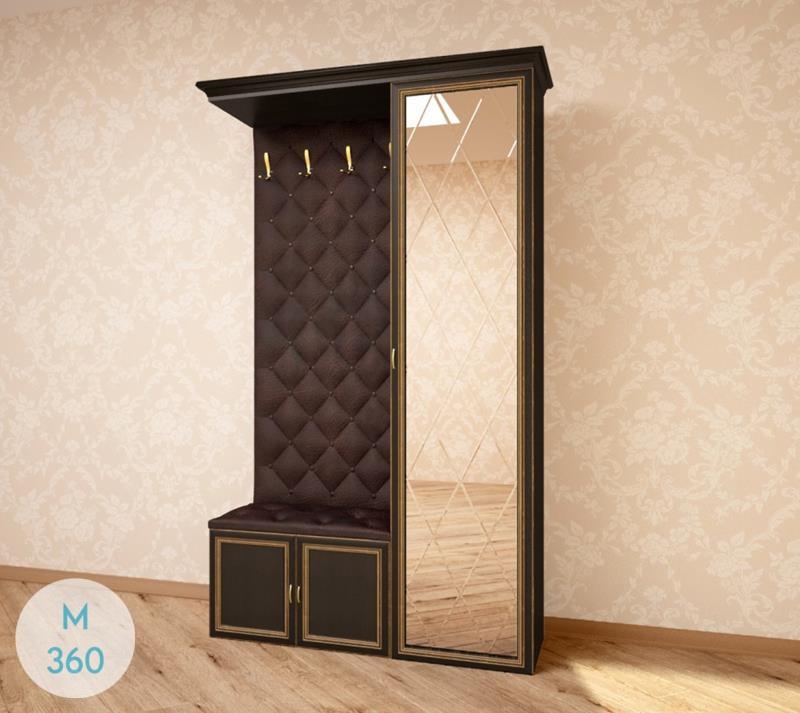 Одностворчатый шкаф купе Кастри Арт 001093387