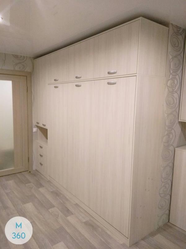 Откидная горизонтальная кровать Елизавета Арт 001163680