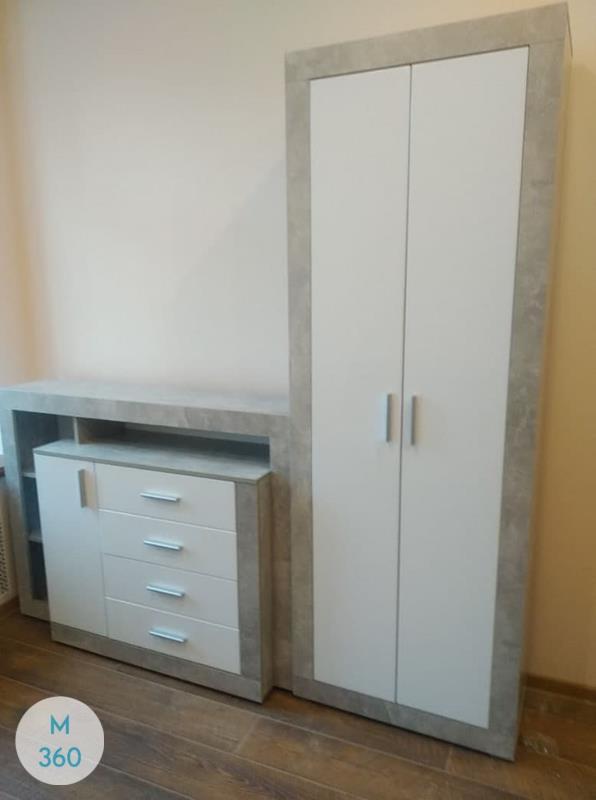 Распашной шкаф лофт Жок Арт 001252969