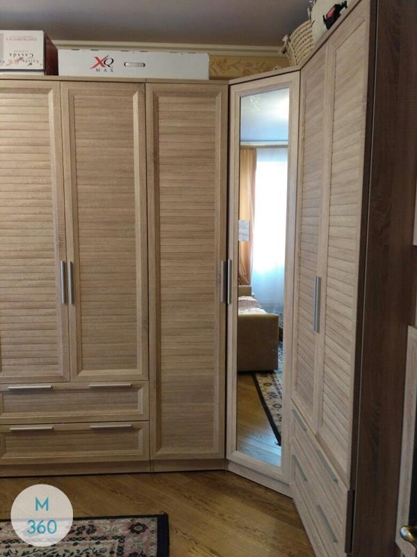 Офисный шкаф для одежды Росток Арт 001268352