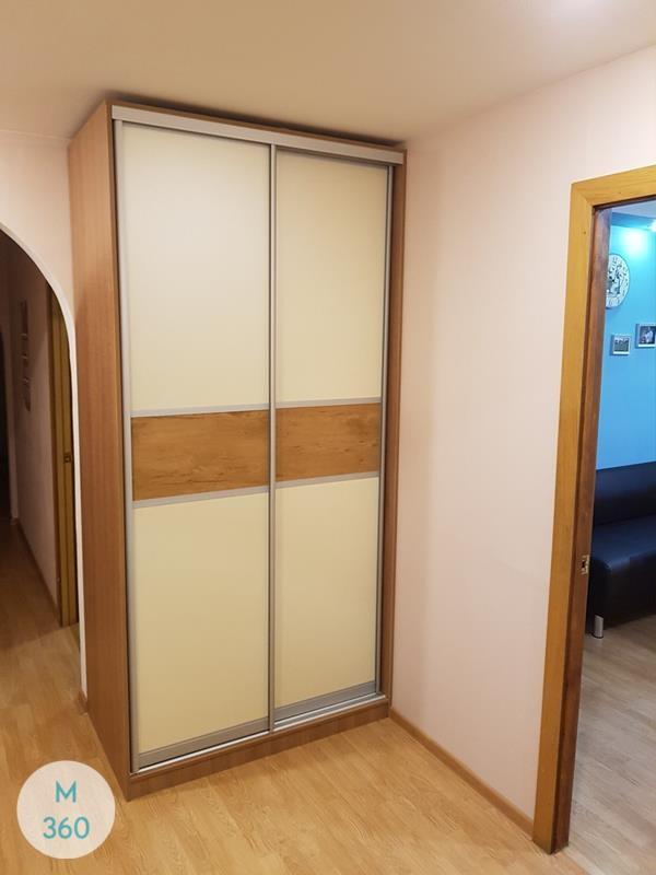 Шкаф в ванную с корзиной Перпиньян Арт 001408369