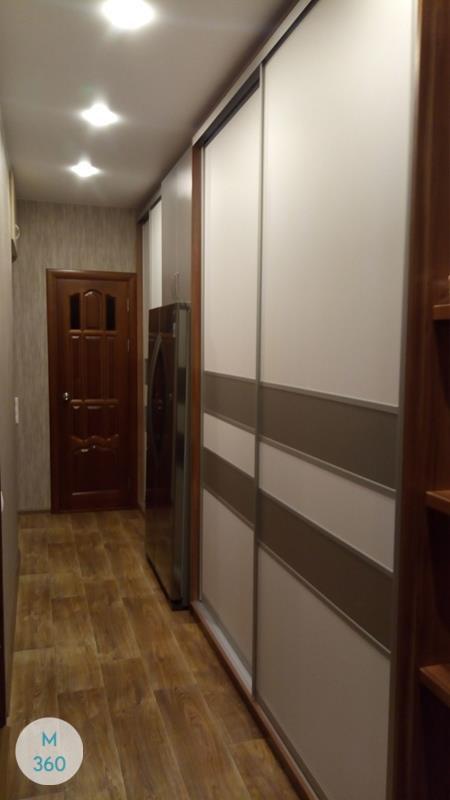 Маленькая раздвижная дверь Ирина Арт 001414839