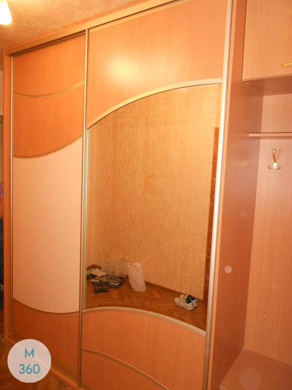 Оранжевый шкаф купе Любек Арт 001484726