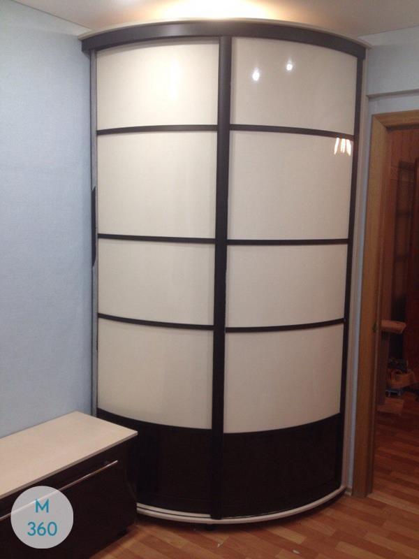 Выпуклый радиусный шкаф Робилини Арт 001546060