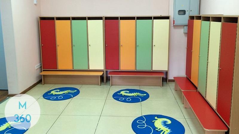 Шкаф для детских раздевалок Розабелла Арт 001552471