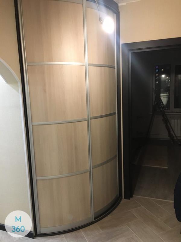 Выпуклый радиусный шкаф Лусака Арт 001565521