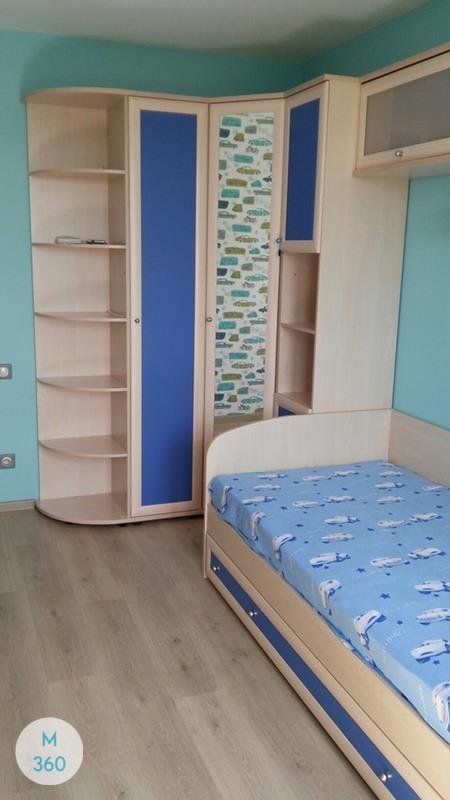 Распашной двухдверный шкаф Рамир Арт 001582297