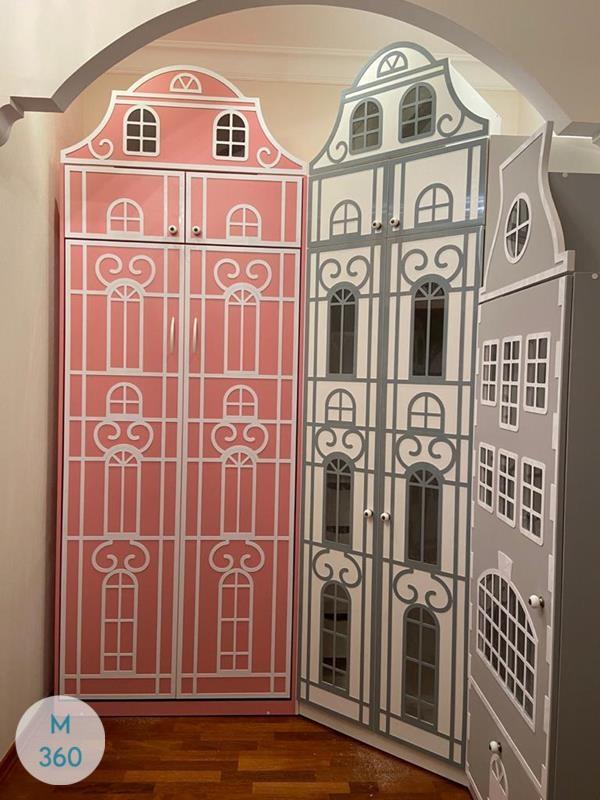 Шкаф для игрушек в детскую Жанлуиджи Арт 001696882