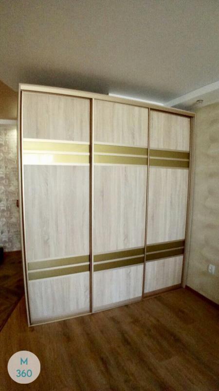 Шкаф купе с ящиками Берцелиус Арт 001745005