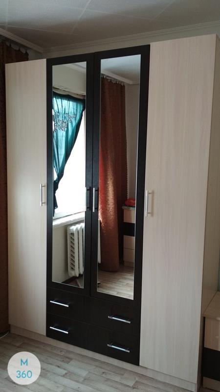 Элитный распашной шкаф Руан Арт 002233860