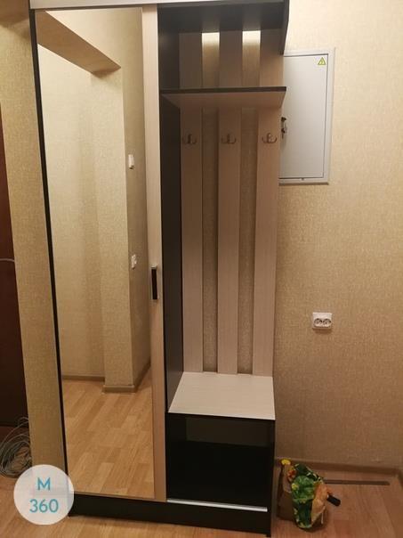 Шкаф пеналы с полками Снежана Арт 002529724