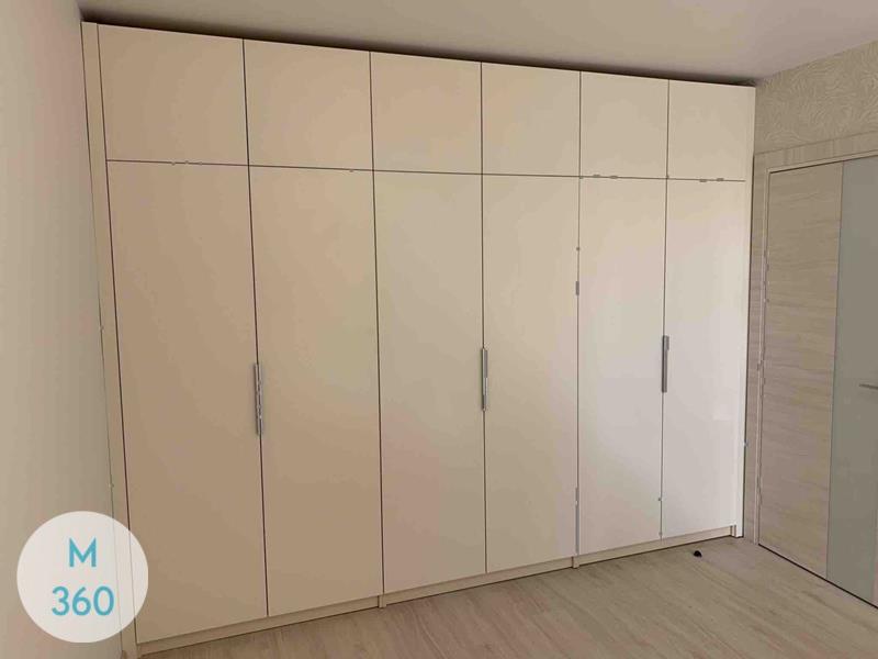Встроенный шкаф с распашными дверями Херне Арт 002532580