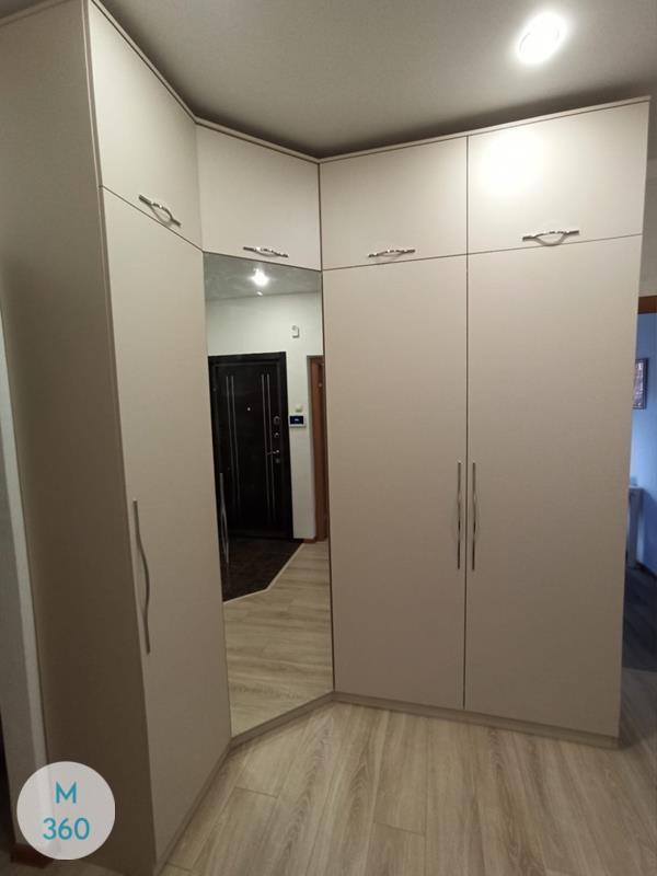 Шкаф для белья Артём Арт 002586853