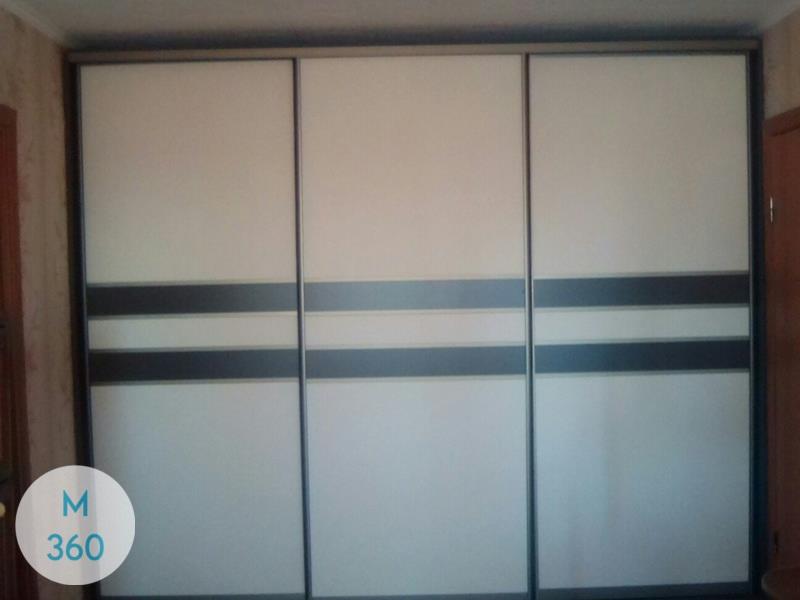 Шкаф купе для офиса Бордо Арт 002607694