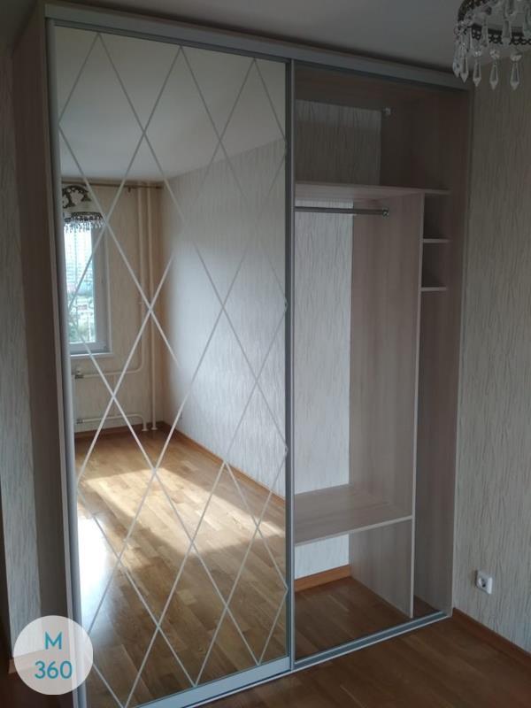 Шкаф купе с двумя зеркалами Фюрт Арт 002679323