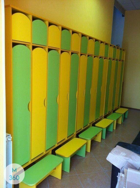 Шкаф для детских раздевалок Нина Арт 003062969