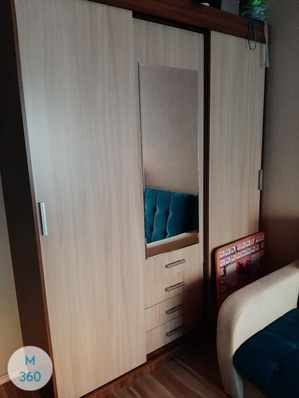 Шкаф для дачи Витторио Арт 003093108