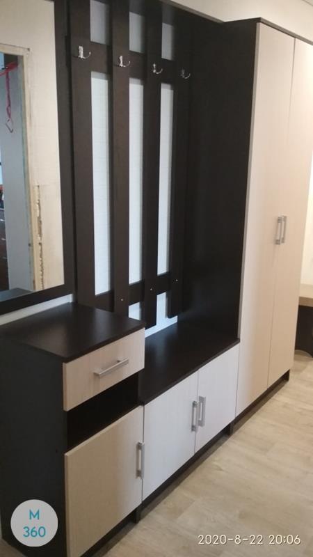 Распашной двухдверный шкаф Виго Арт 003126035