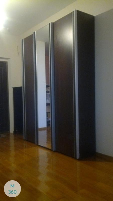 Черный распашной шкаф Сарагоса Арт 003211273