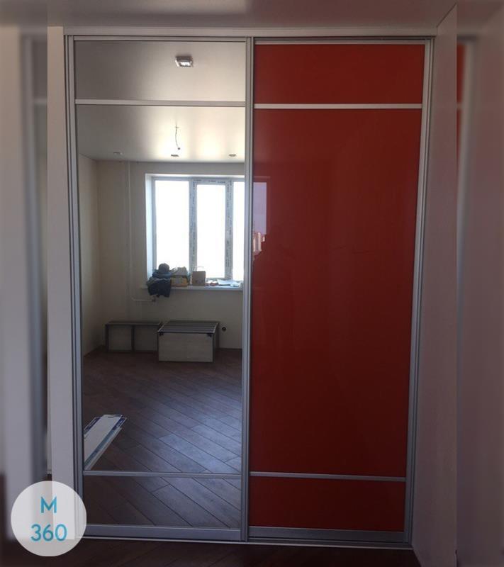 Красный шкаф Руби Арт 003228501