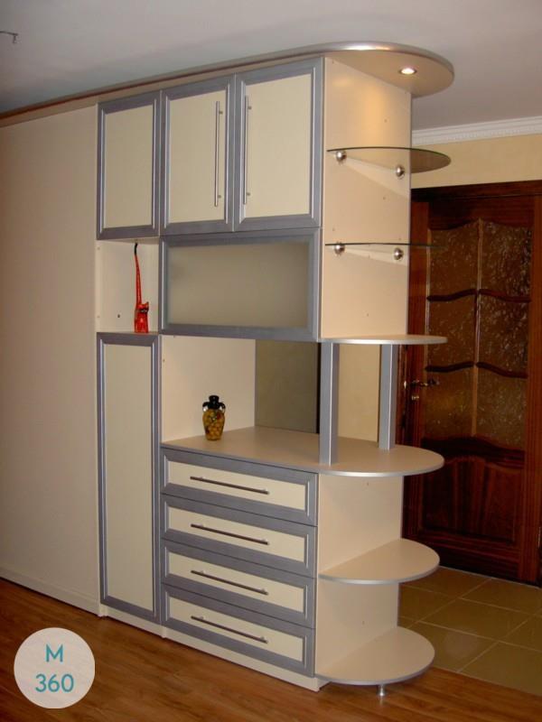 Шкаф для одного человека Оливер Арт 003506940