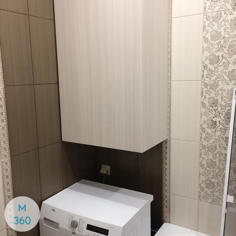 Шкаф в ванную комнату Кармел Арт 003844833