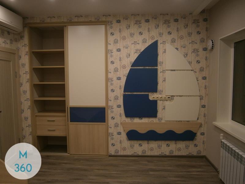 Шкаф в морском стиле Тоскана Арт 003949421