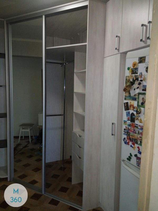 Радиусный вогнутый шкаф Двина Арт 004159857