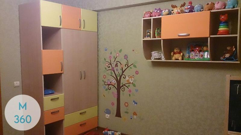 Шкаф для игрушек в детскую Выкса Арт 004160120