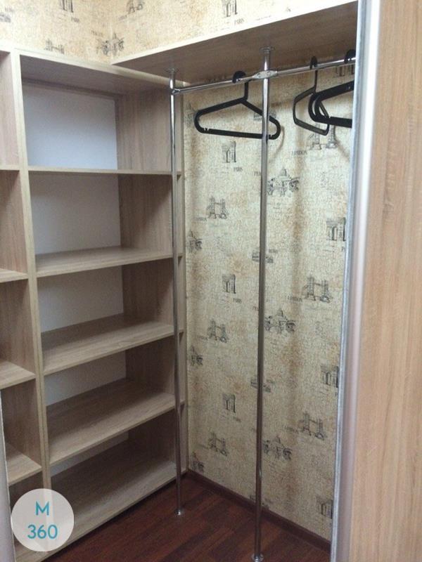 Открытая гардеробная система Джолиет Арт 004186053