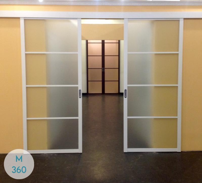Маленькая раздвижная дверь Мелани Арт 004208514