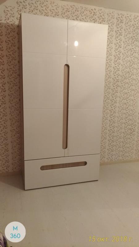 Распашной шкаф в коридор Румба Арт 004516202