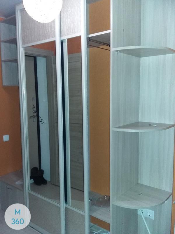 Высокий шкаф купе Пинск Арт 004715438