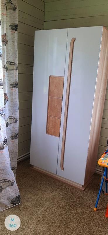 Распашной шкаф лофт Кеймбридж Арт 004725436