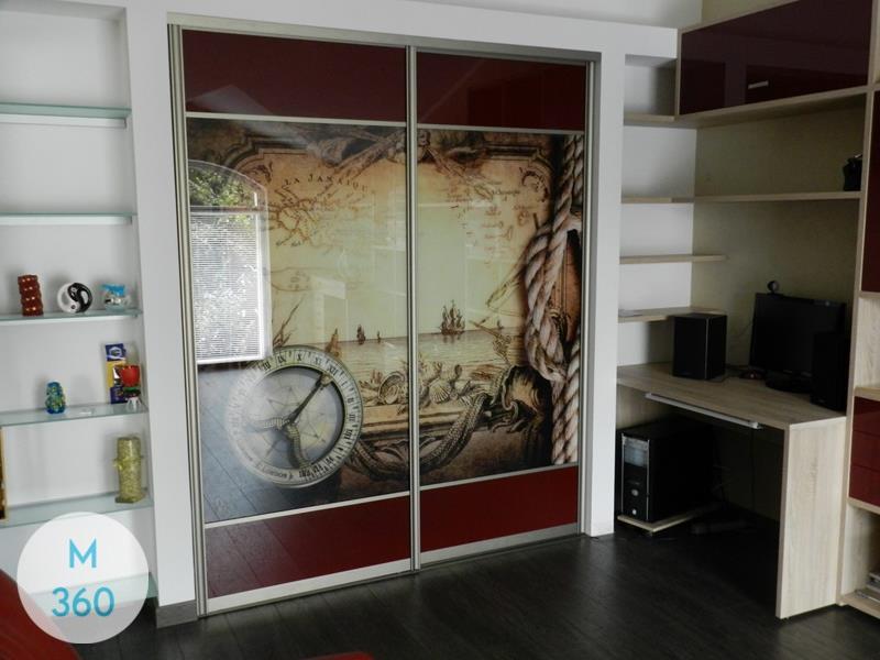 Шкаф в морском стиле Таллахасси Арт 004817783
