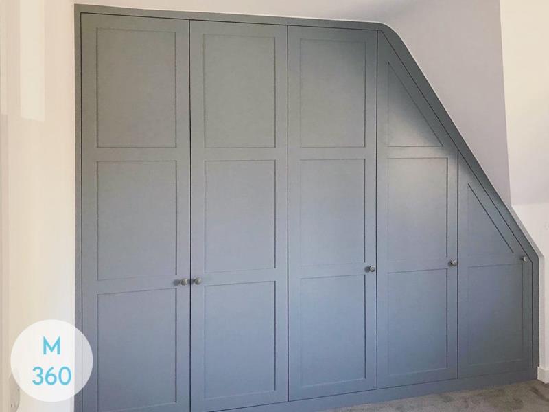 Шкаф для мансарды Мариньяк Арт 004871401