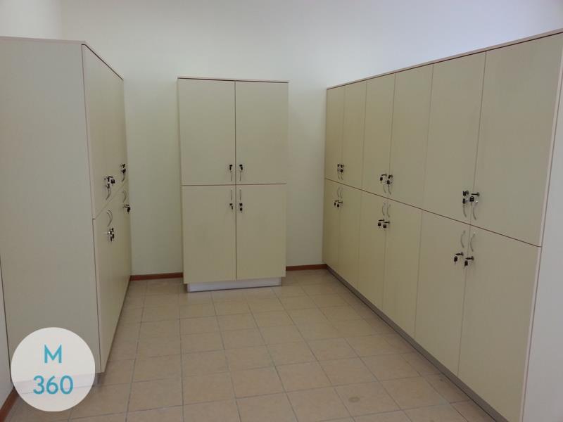 Двухъярусный шкаф Италия Арт 004941991