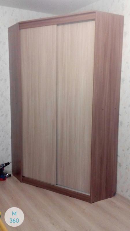 Радиусный вогнутый шкаф Ле-Ман Арт 005041318