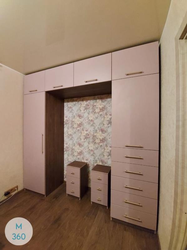 Г-образный шкаф Берта Арт 005250182